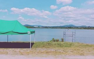 日曜日は 砂川遊水池で JETの全道大会ですよ〜