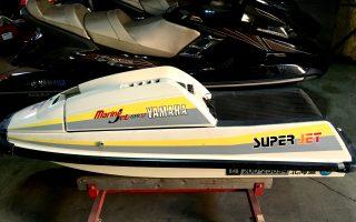 ヤマハ MJ650スーパージェット