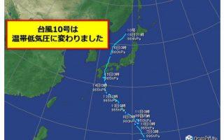 2019北海道X-2ミーティング 温帯低気圧